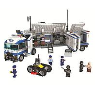 """Конструктор """"Полицейский фургон"""" 691 дет."""