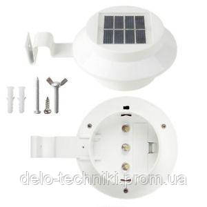 Автоматическая LED подсветка на солнечных батареях Easymaxx