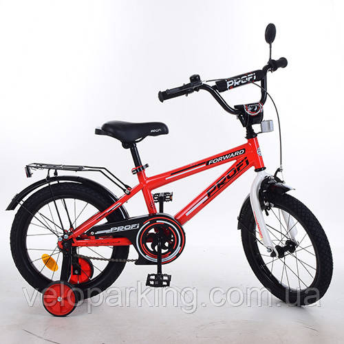 Велосипед детский Profi Forward 14 (2018) new