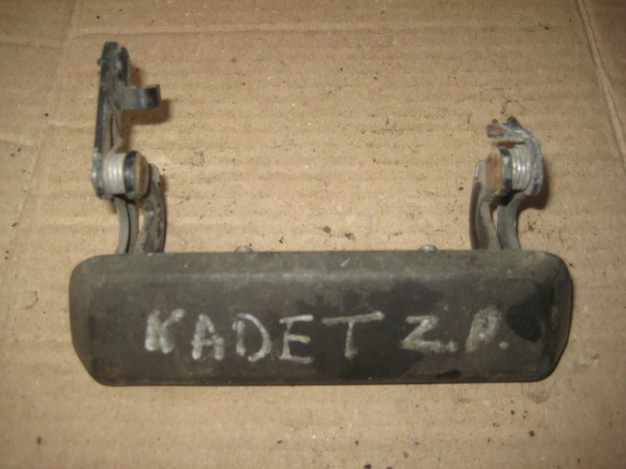 Ручка двери наружная 3 Opel Kadett Опель Кадет