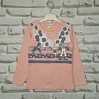 Реглан детский для девочки 6 лет, Одежда детская розница