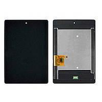 """Дисплей (экран) для Acer A1-810 Iconia TAB 8""""/  A1-811 с сенсором/тачскрином (модуль) чёрный"""