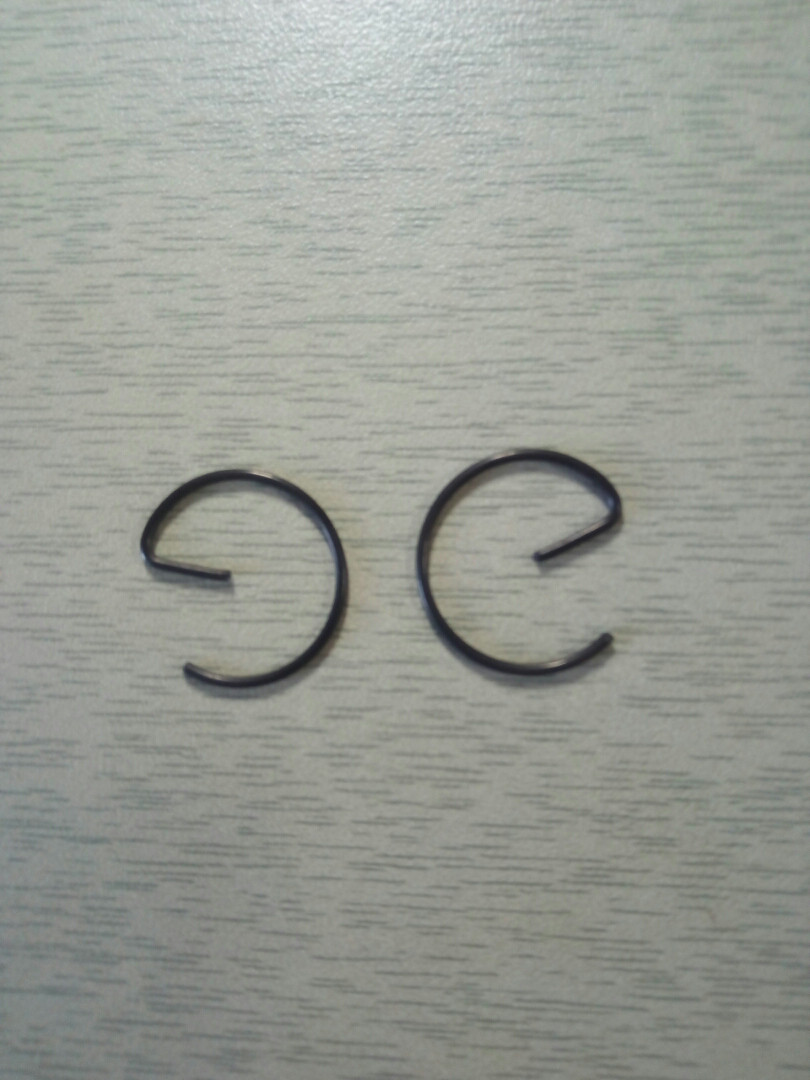 Кольцо стопорное пальца 168F, 170F