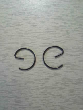 Кольцо стопорное пальца 168F, 170F, фото 2