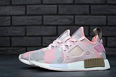 Женские кроссовки Adidas NMD XR1 Pink Camo топ реплика