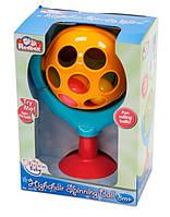Игрушка-погремушка на присоске Вращающийся шар, Redbox