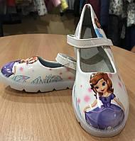 """Туфли для девочки """"Принцесса София"""", лак"""