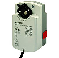 Siemens GSD121.1A (24 В) Электропривод для воздушной заслонки 0,3 м²