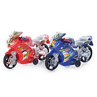 Мотоцикл 366 инерционный