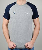Мужская спортивная футболка Puma BMW Motorsport