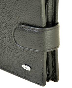 Мужской кожаный кошелек Dr.BOND , фото 2