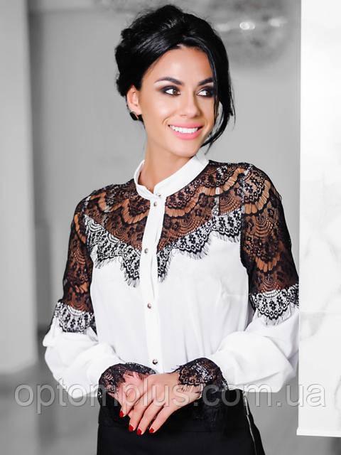 Блуза женская (креп-шифон) от склада Розница
