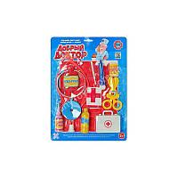 """""""Добрый доктор"""" на листе M 2379, игровой набор доктора, детская игра, игрушка"""