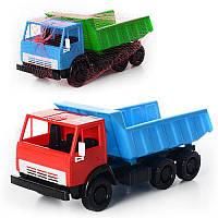 Камаз ORION 320 размер 260x105x110 мм, детская машинка, игрушечный грузовик