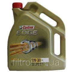 Моторное масло CASTROL  5W-30 EDGE Titanium FST LL 5L