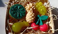 """Подарочный/сувенирный набор мыла для рук """"Фруктовый"""", дет., фото 1"""