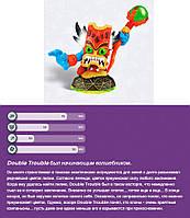 Интерактивная фигурка Double Trouble. Skylanders