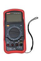 Мультиметр  UNI-T UT51, Компактный измерительный прибор мультиметр, Портативный тестер, Digital multimeter