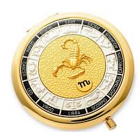 Зеркальце карманное Скорпион WIN- 01-5
