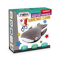 """Набор для творчества """"Кит"""" (5 шт) в коробке 35-35-18см,набор для детского творчества, развивающая игра"""