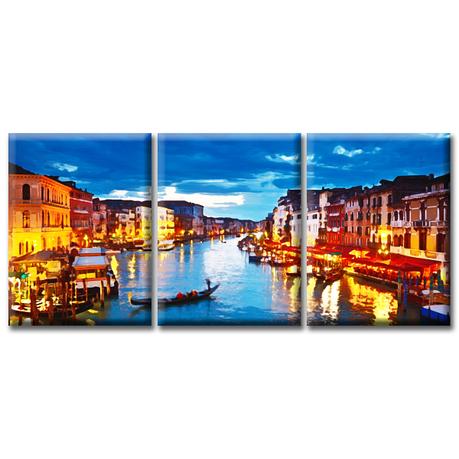Модульная Картина Grand Canal. Акция: Бесплатная доставка!, фото 2
