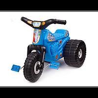 Игрушка «Трицикл ТехноК», арт. 4128, детский мтоцикл, игрушка-каталка