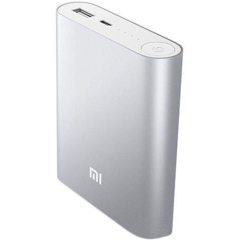Портативний зарядний пристрій Power bank Xiaomi Mi 10400 mAh