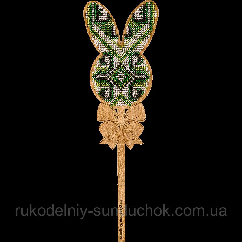 Набор для вышивания бисером по дереву FLK-093