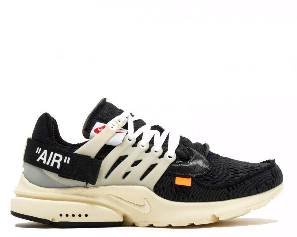af952b7c5 Кроссовки Nike Air Presto The Ten OW