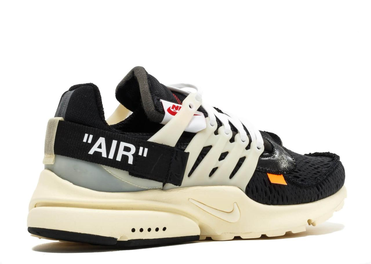 faacf108e Кроссовки Nike Air Presto The Ten OW