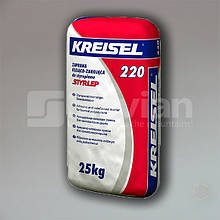 Клей для армування пінополістирольних плит Ceresit Styrlep 220, 25кг