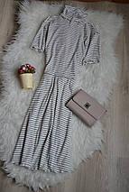 Новое платье в полоску с красивой спинкой ASOS, фото 3