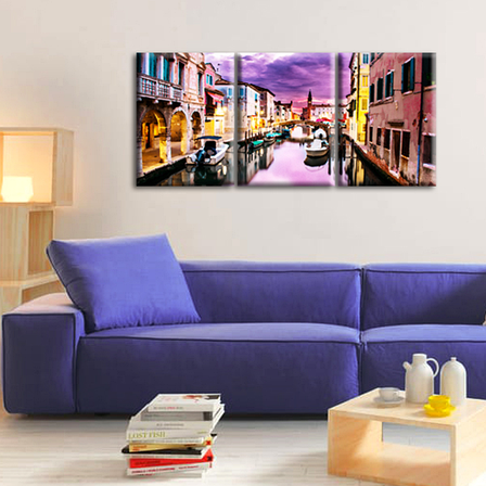 Модульная Картина Purple Dream. Акция: Бесплатная доставка!, фото 2