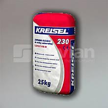 Клей для мінеральної вати Kreisel Lepstyr W 230, 25кг
