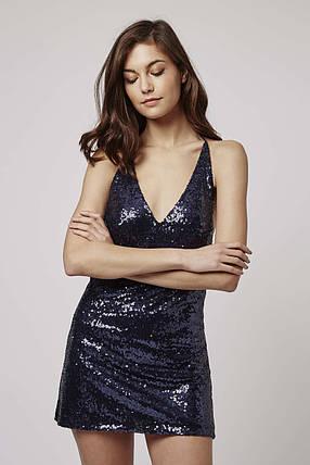 Новое платье в пайетки Motel, фото 2