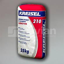Клей для пінопласту Kreisel Lepstyr 210, 25кг