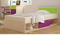 Детская односпальная кровать Маджестик