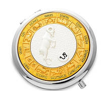 Зеркальце карманное Козерог WIN- 02-10