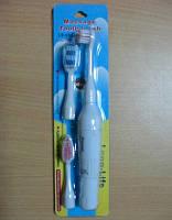 Зубная щетка на батарейках Massage Tooth-brush