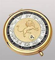 Зеркальце карманное Лев WIN- 01-12