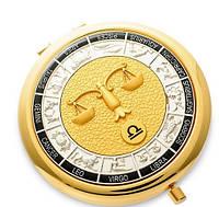 Зеркальце карманное Весы WIN- 01-4