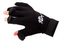 Перчатки с открывающимися пальцами для дайвинга Dolvor 3мм