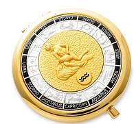 Зеркальце карманное Водолей WIN- 01-1