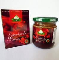 Эпимедиумная паста 240г Epimedyumlu Macun Themra для потенции для мужчин и женщин