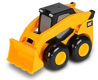 Погрузчик CAT Pre School, инерционная мини-техника. Toy State