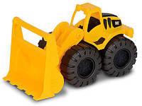 Погрузчик CAT. Мини-строительная техника 17 см. Toy-State