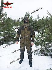 Костюм горка 3 флис Барс. Оригинал (РФ), фото 2