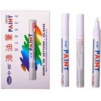 Маркер-краска SP-110 белый (на водной основе)