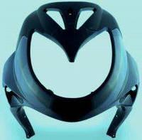 Комплект пластика на Viper RACE 3 ЧЕРНЫЙ, фото 1