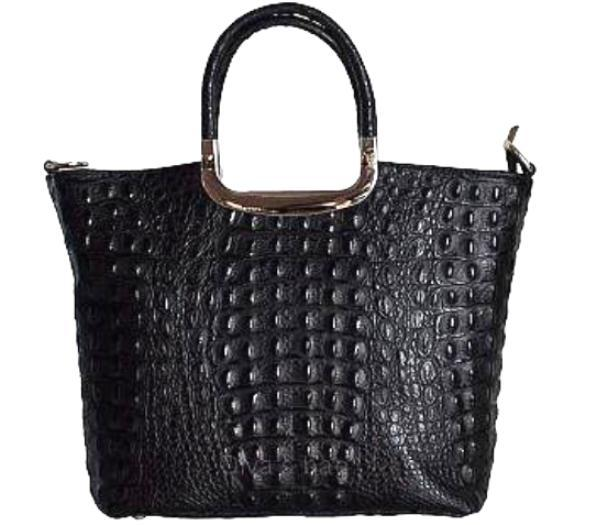 Кожаная женская сумка Дениза